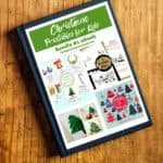 Christmas Printables for Kids - Bundle #1 eBook