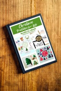 Christmas Printables for Kids – Bundle #1 eBook