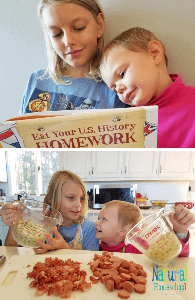 Take a tour of the USA history with a delicious dish just for kids! The great part is that they'll be learning a bit about US history and the origins of Thanksgiving in the process.