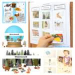Winter Printables for Kids - Bundle 1