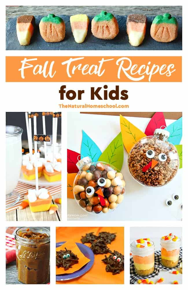 This is an awesome list of posts that bring you beautiful advice to make Fall Recipes for Kids - Creative Treats a wonderful experience. Include your children in the reading. What do they think?