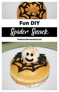 Fun DIY Spider Snack and Activities