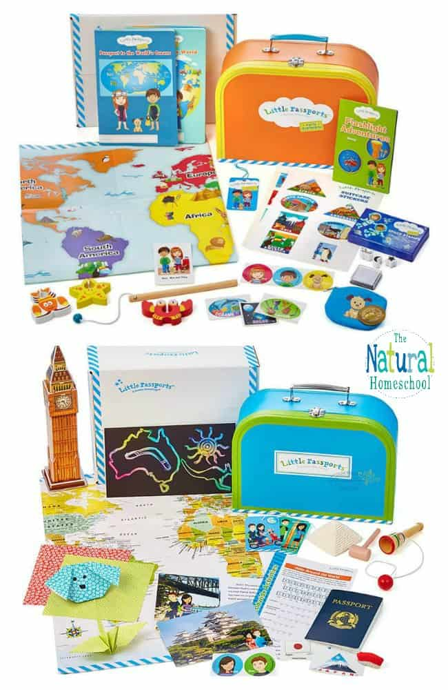 Little Passports games and activities are always educational and informative. In this post, we are super excited to share with you a Little Passports Promo Code for every subscription option.