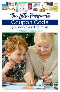 Little Passports Promo Code for Black Friday