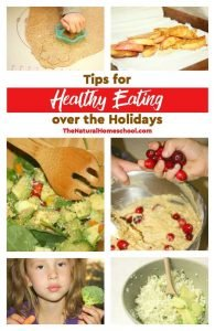 Tips for Healthy Eating over the Holidays