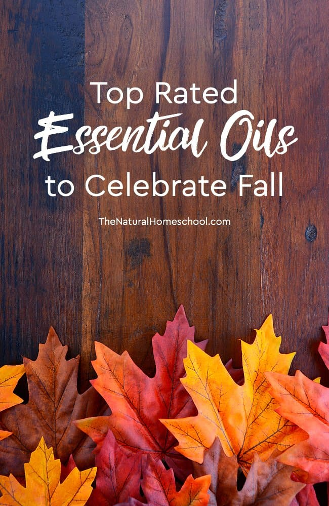 It's hard to enjoy the beautiful weather when you're feeling stressed but essential oils may help. Here are some of the most top rated essential oils to celebrate Fall!