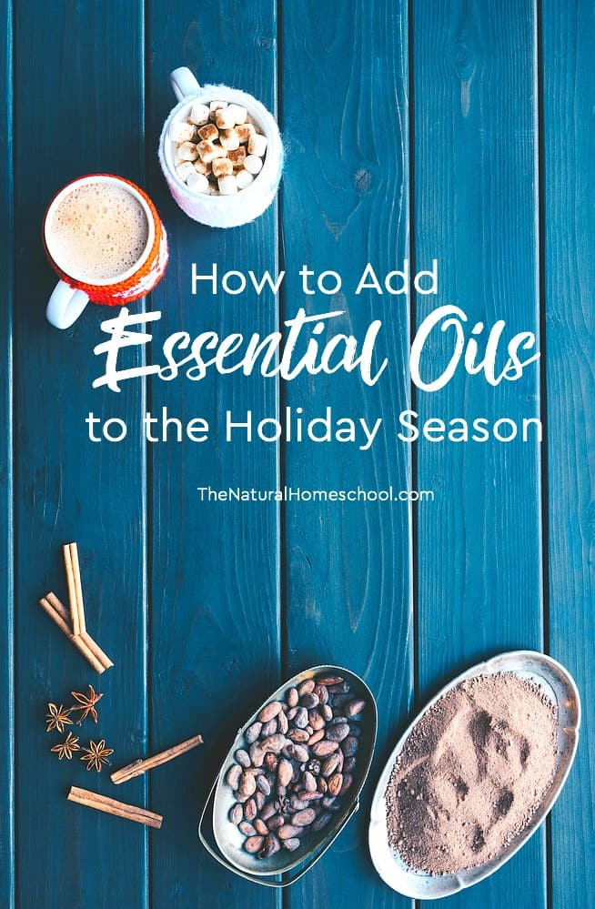 Many people use essential oils to help get them in the mood to celebrate. Here are some of the most top rated essential oils to celebrate the holidays!