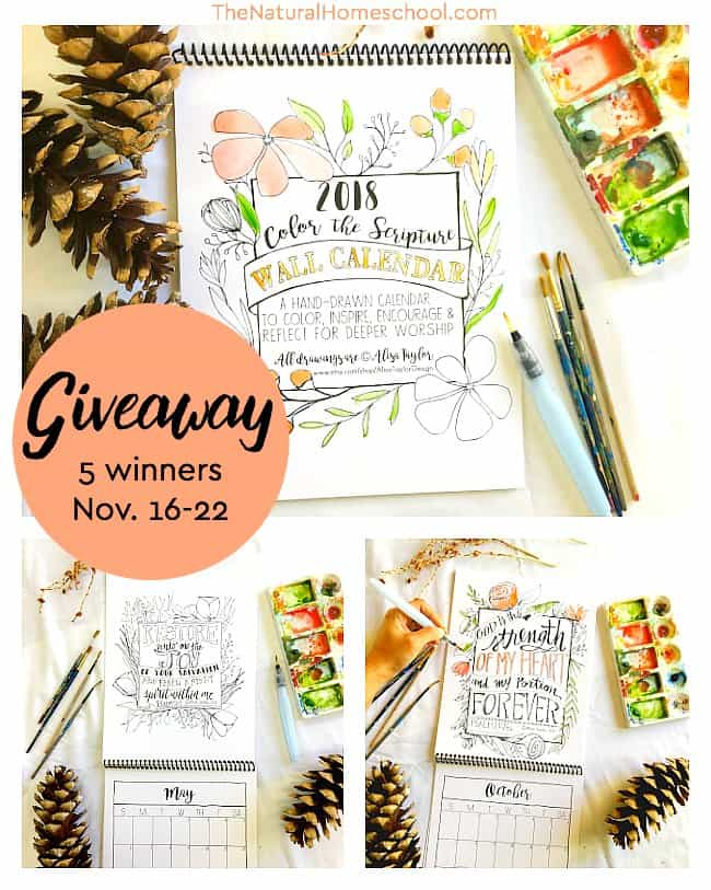 In this post, we will show you how beautiful, encouraging and fun coloring calendars for adults can really be.