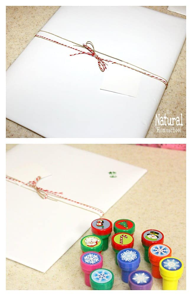 In this post, we will share with you a long list DIY Christmas gift wrap ideas for kids to make. Family and friends that receive the gifts with handmade gift wraps will really love this!