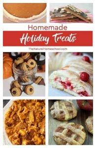 Homemade Holiday Treats