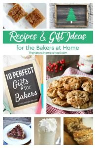 Recipes & Gift Ideas for Bakers