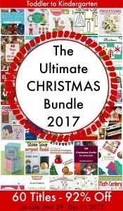 Are you ready for this amazing deal? It is called The Ultimate Christmas Bundle 2017! Save 92 %!