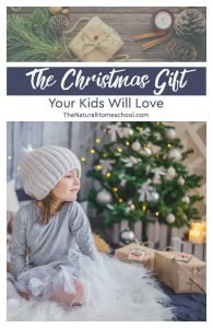 Give your Kids the Greatest Gift this Christmas!