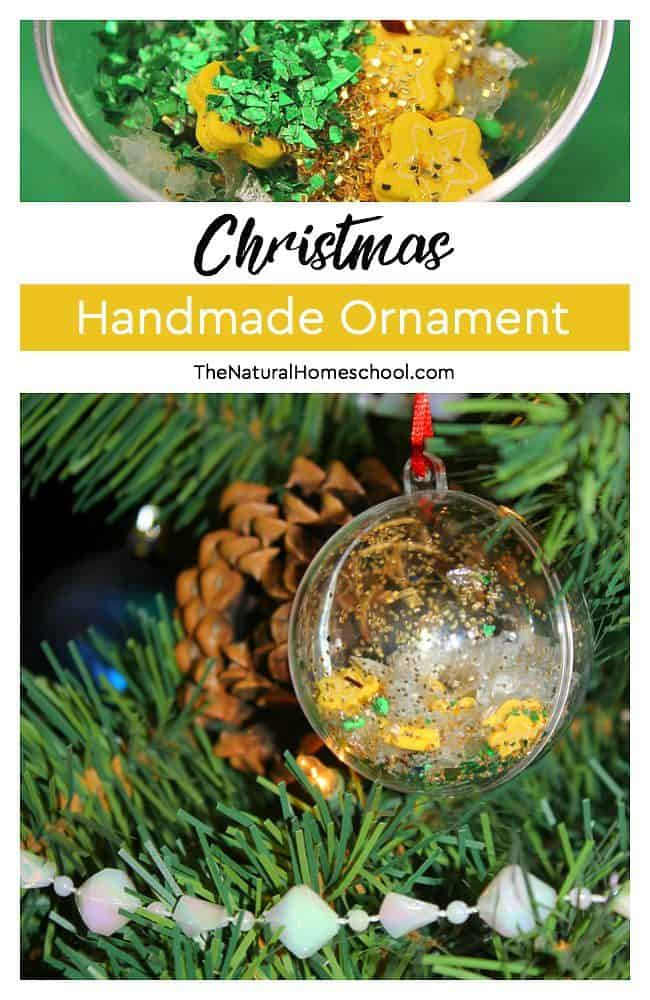 In this post, we will be making some Christmas handmade ornaments that are easy and fun. They will make your Christmas tree look amazing!