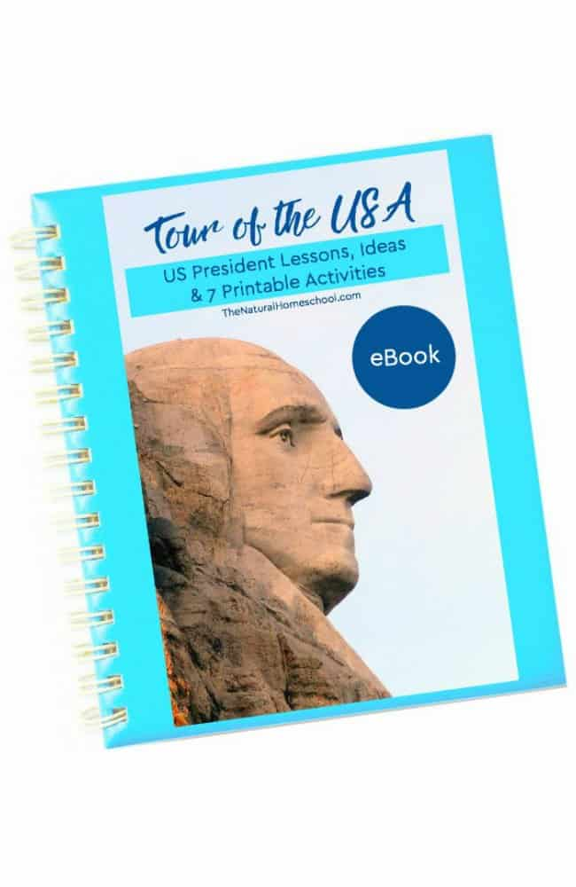 Here is a great adventure! Take aTour of the USA! It is a wonderful printable Presidents bundle with 7 amazing activities!