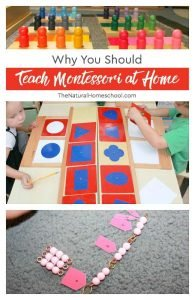Why You Should Teach Montessori at Home