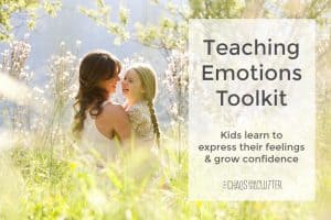 Teaching Emotions Toolkit ~ 50% Coupon Code