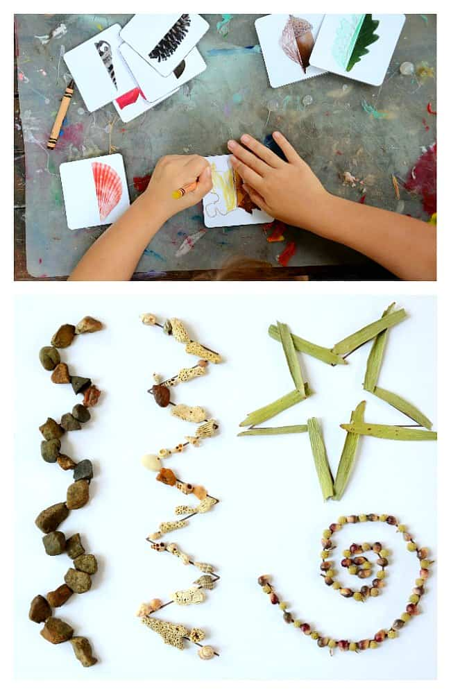 Come and take a look at everything that is included in this list of awesome nature crafts for kids. Kids will love playing outside, getting dirty and making all kinds of beautiful crafts.