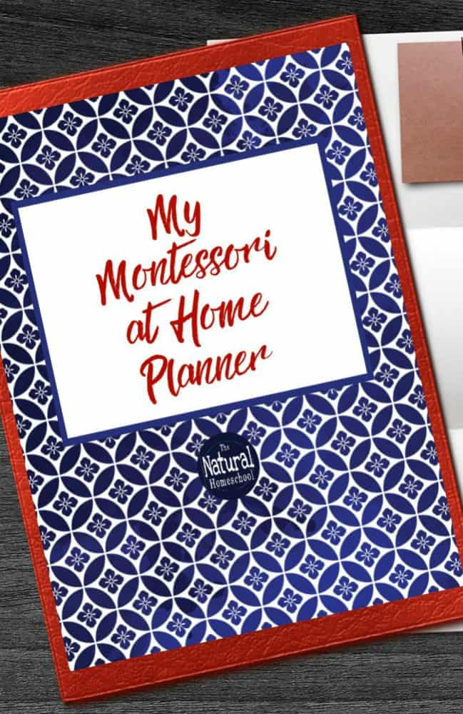 It is SO important for the homeschooling parent to find a rhythm that works for them, especially if you are doing Montessori at home. This is key for stability, consistency AND sanity. So let's talk about how to do that with a fantastic Montessori at home planner!