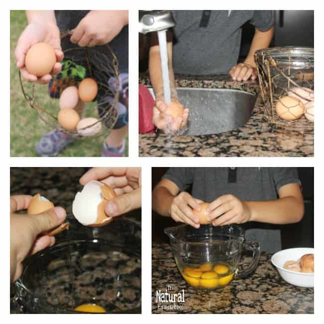 Not everyone is able to do every aspect of Montessori at home, but you can definitely get kids cooking recipes the Montessori way! It isn't as hard as you might think.