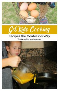 Get Kids Cooking Recipes the Montessori Way