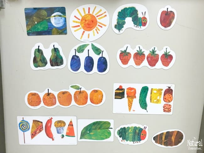 Welcome to our super fun set of The Very Hungry Caterpillar Activities! This is such a wonderful book by Eric Carle and we just can't get enough of The Very Hungry Caterpillar free printables, crafts, activities and more!