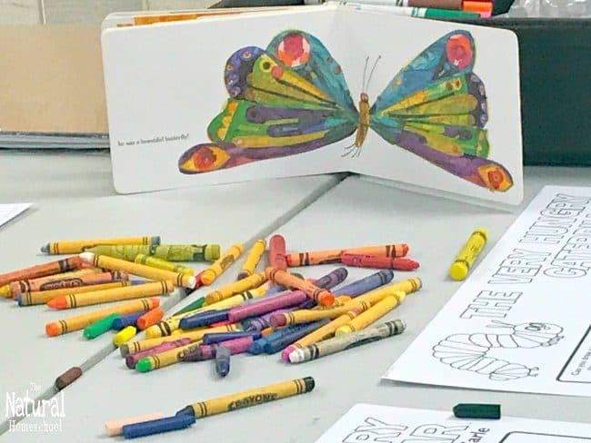 Have you read The Very Hungry Caterpillar by Eric Carle? Don't you just LOVE The Very Hungry Caterpillar printable activities and hands-on ideas to expound on this fun reading?