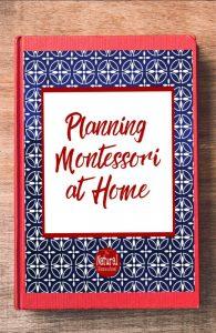 Montessori at Home Printable eBook