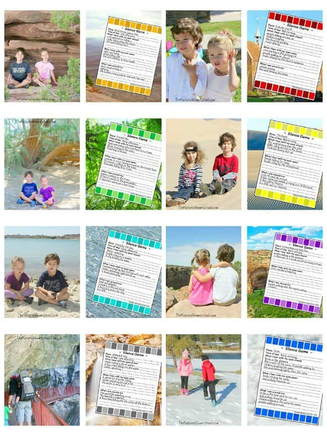 Montessori at home parents the choice to get this wonderful 30-page Montessori Sensorial Materials Printable Bundle with a set of 5 awesome Sensorial activities! Come and take a look!