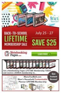 3-Day Back-to-School Membership COMBO Sale