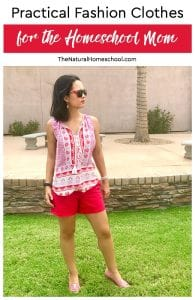Practical Fashion Clothes for the Homeschool Mom ($25 coupon)