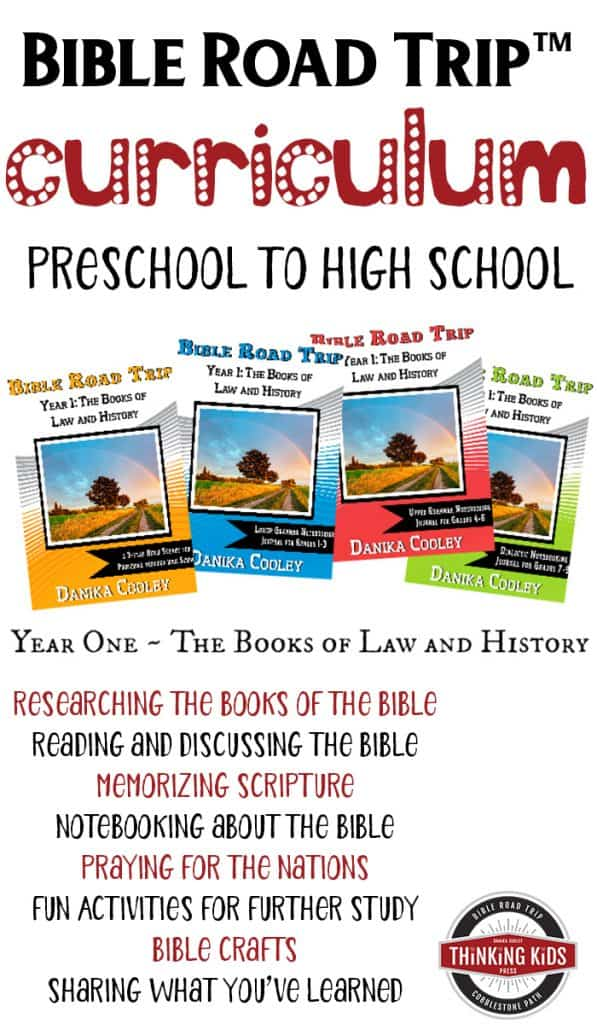 Books of the Bible Printable Worksheets & more! - The Natural Homeschool