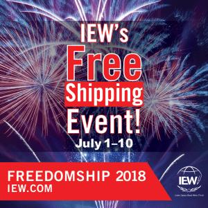 FREE Shipping and FREE Webinars!