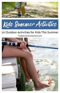 10 Outdoor Activities for Kids This Summer – Kids Summer Activities