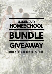 Homeschool Printable Bundle GIVEAWAY! ($270 value) Ends 8/17