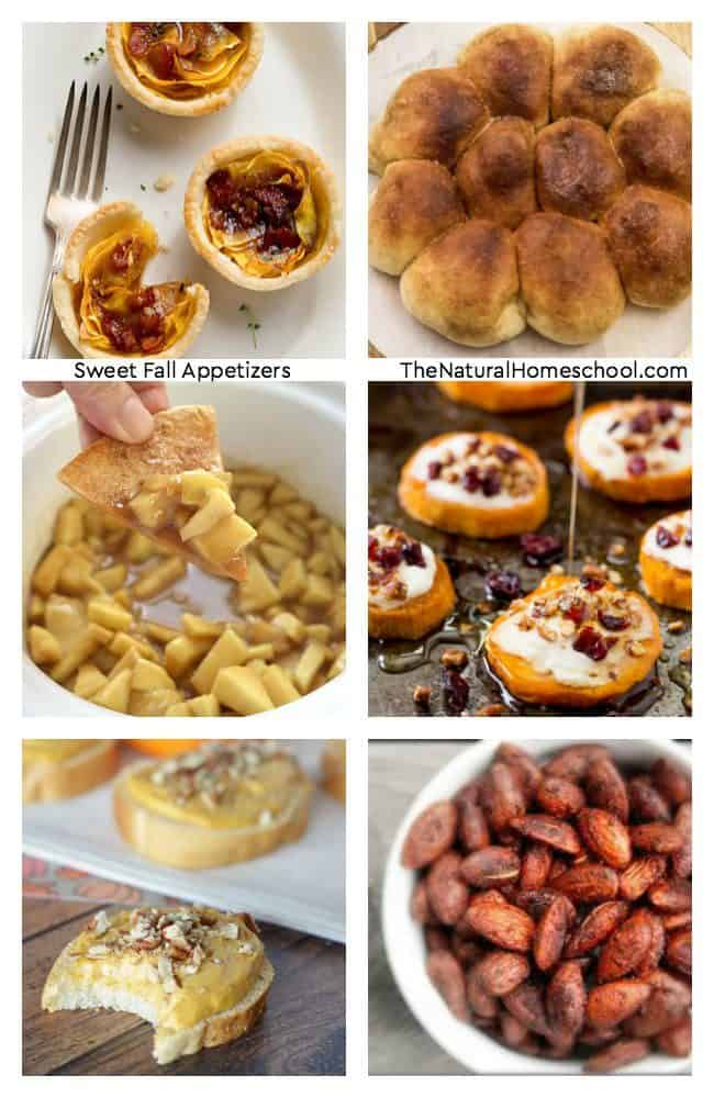 In this post, I will share with you a list of amazing sweet Fall appetizers to make and use throughout this lovely, cooler season.