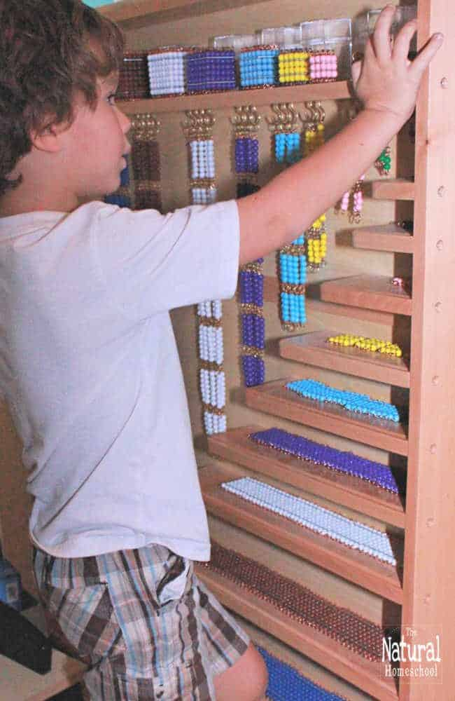 In following the Montessori curriculum, you will come across the beautiful Montessori Bead Cabinet. In this post, you can get some helpful free Montessori printables for it.