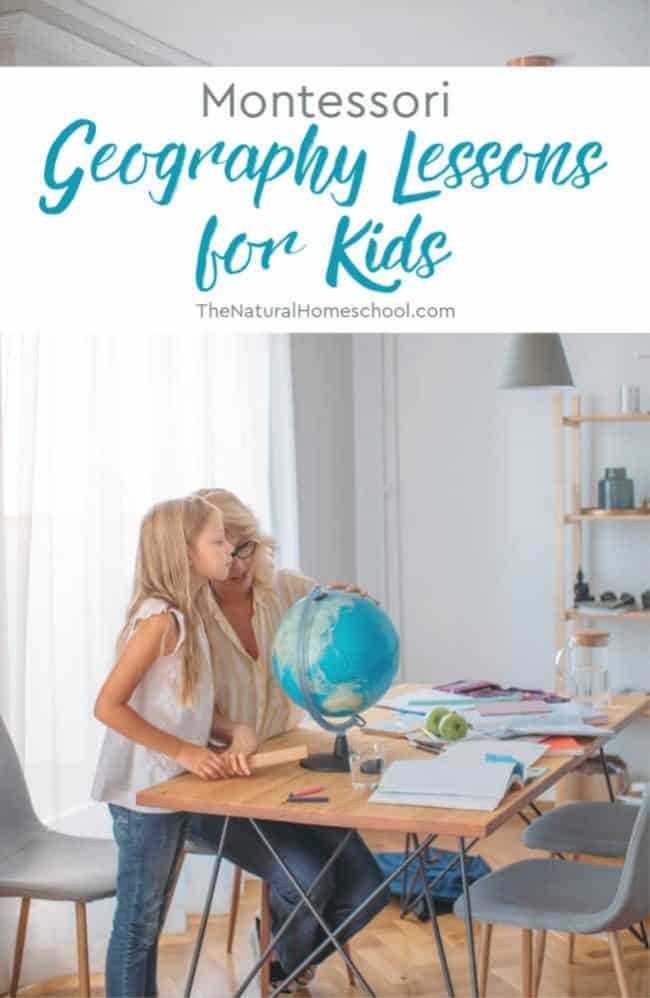 Here is a wonderful list of Montessori Geography lessons for kids to take see our world from a brand new and fascinating perspective. Come see how awesome they are!