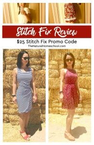 Stitch Fix Review & $25 Stitch Fix Promo Code