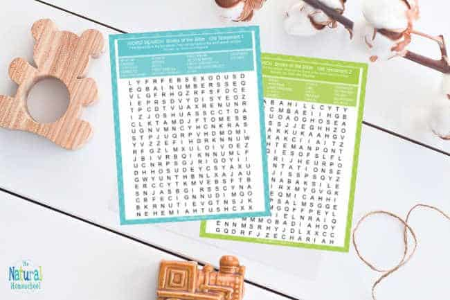 Come over to see our 16 super fun Books of the Bible Worksheets ~ Old & New Testament Printable Set! It is 22 amazing pages long!