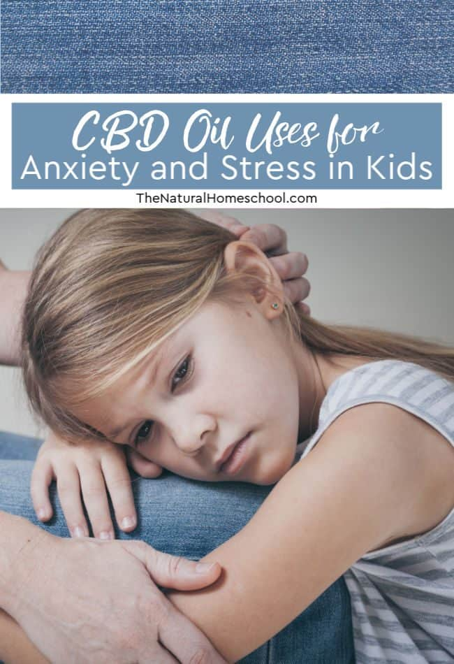 Kids seem to be under more stress than ever before in today's day and age. In this post, we talk about CBD Oil uses for anxiety and stress in kids.