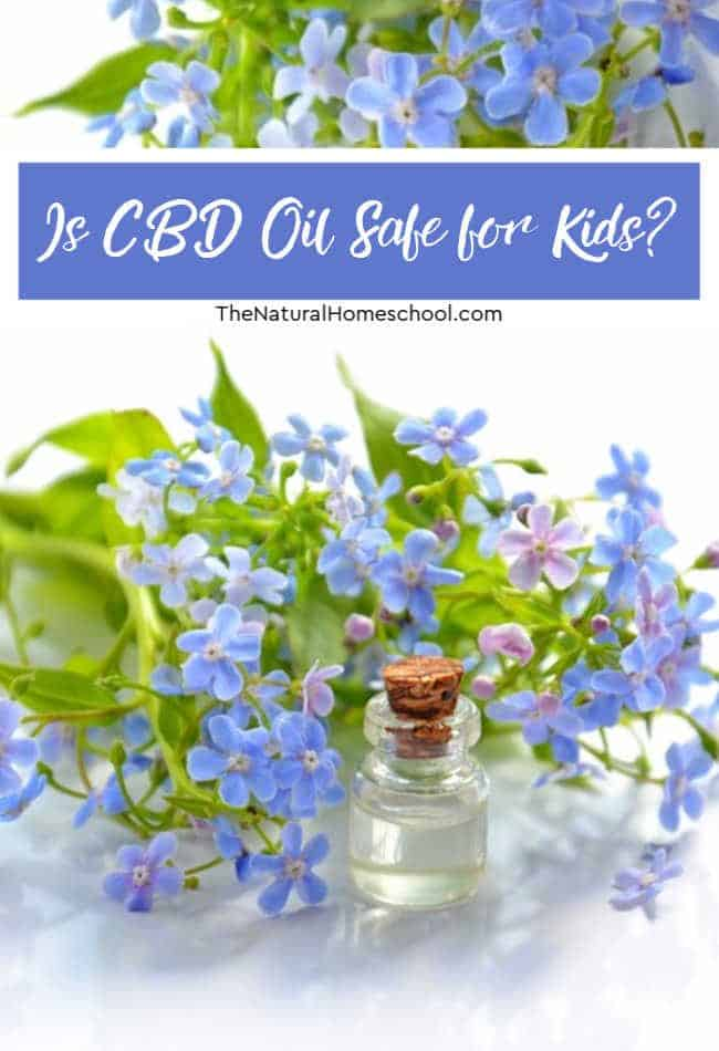 With all the talk about CBD oil all over the place these days, you may be wondering if it's safe for kids. This is a common question, so let's dive in a bit and talk about it. First, is CBD oil safe for kids?