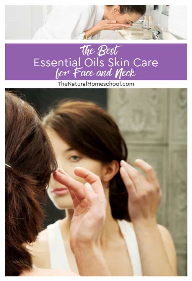 In this post, I will share with you the best essential oils skin care for face and neck. I have a list of oils to use on your face as well as products that already have essential oils in them.