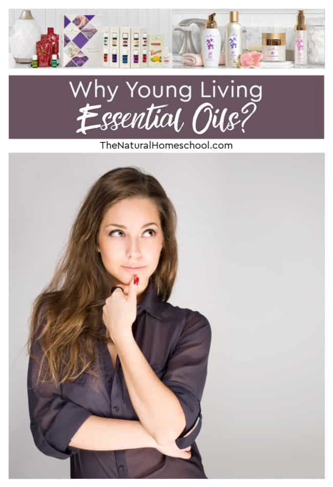 So... why Young Living essential oils and not other companies' products? Well, let's discuss it in depth in this blog post!