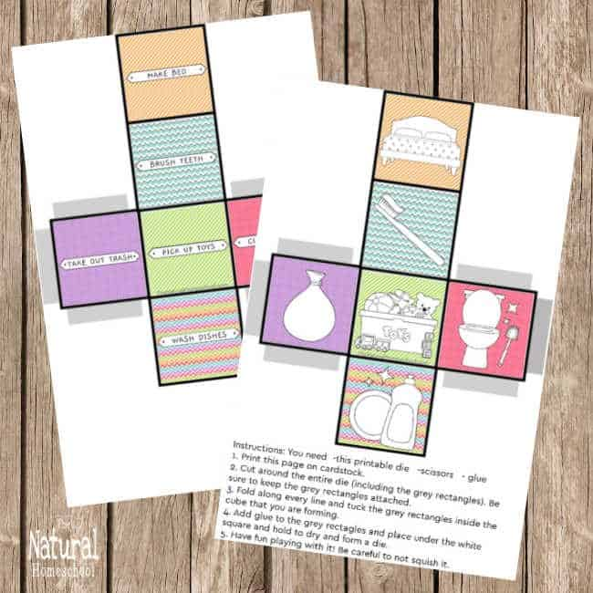 Whether you are looking for printable chore cards, a printable chore list of practical life skills or ideas for a chore chart for multiple kids, you are in the right place!