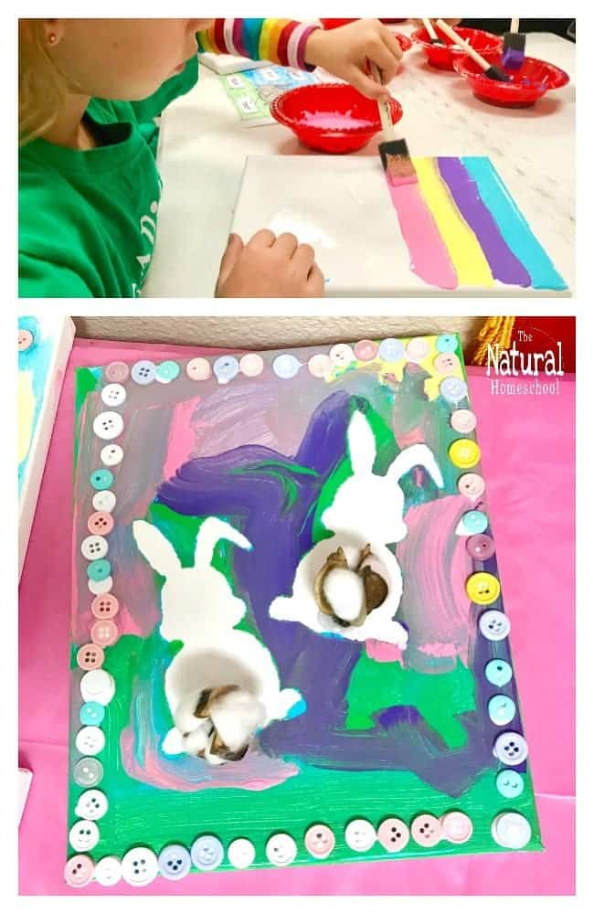 This will make you your kids' favorite Art teacher! Here are some fantastic Easter craft and art lessons for kids that will make your life easier.