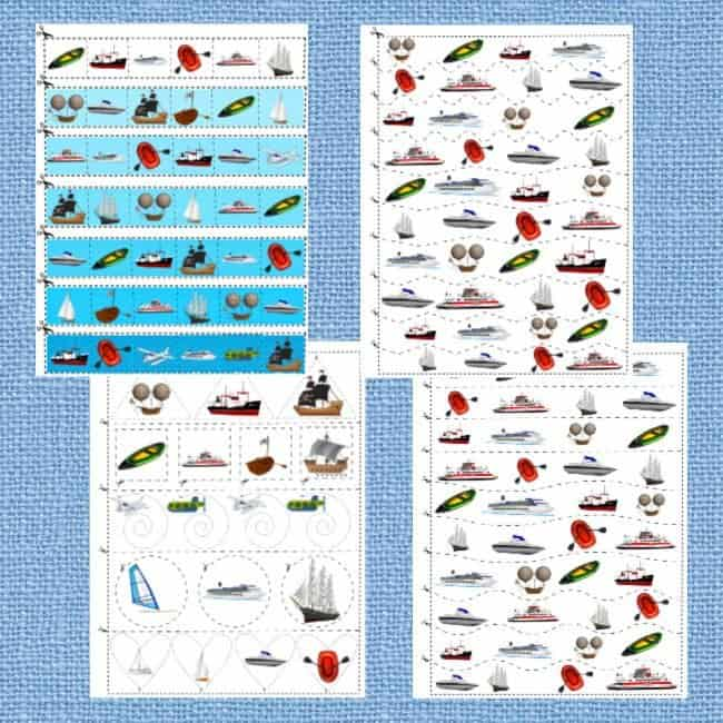 Take a look at our fantastic 12 of the Best Water Transportation Printable Activities for an outstanding lesson plan on transportation! I am 100% sure that it will be helpful and educational!