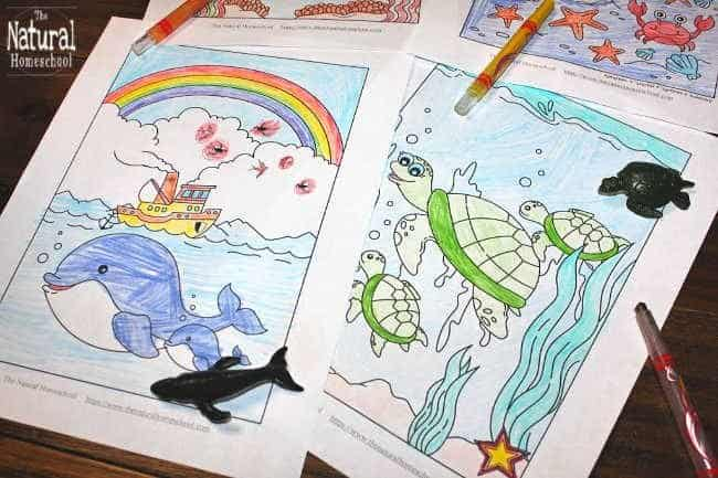 You are probably wondering what to get or do to keep kids entertained this Summer, but still make activities educational-ish, right? If so, then you will love these awesome coloring pages for kids to use!