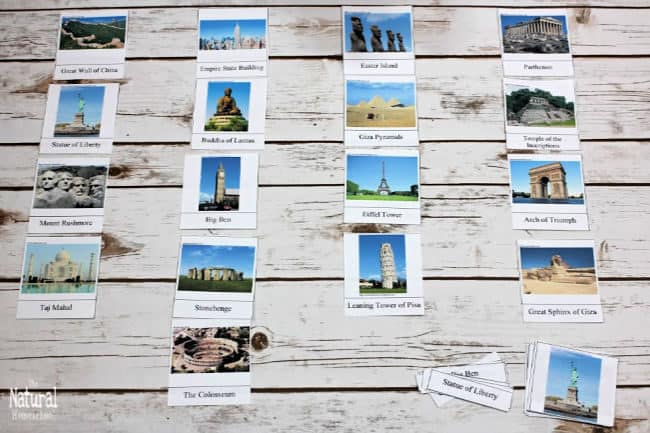 This post is about how to make learning fun again with the best Montessori Geography printables ever! And you can get them here, too!
