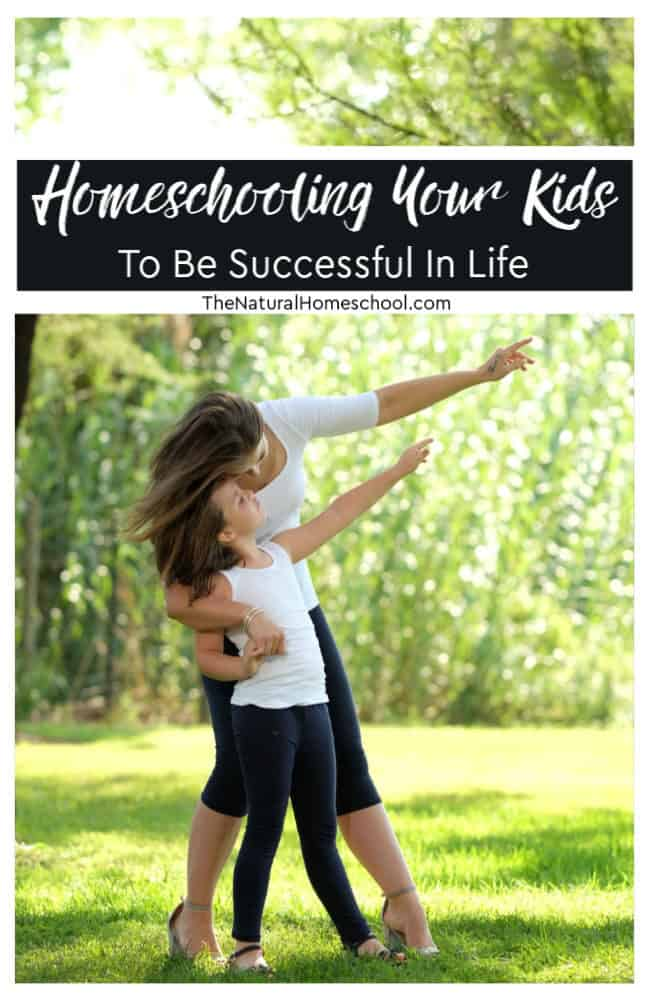 In this article, we are going to discuss how you might choose to homeschool your kids in such a way so that they are going to be much more successful in life.